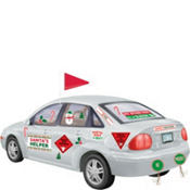 Christmas Car Decorating Kit