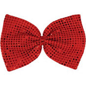 Giant Christmas Bowtie 12in