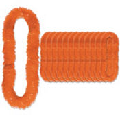 Orange Lei 36in 12ct