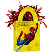 Spider-Man Balloon Weight 5.5oz