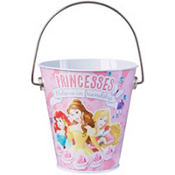 Disney Princess Metal Pail