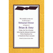 Elegant Affair Custom Invitation