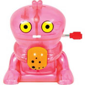 Uglydoll Babo Hot Pink Windup Toy