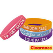 iCarly Wristbands 4ct