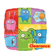 Foil Uglydoll Balloon 18in