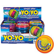 Awesome Sweetspin Yo Yos 12ct