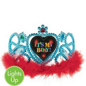 Party On Light-Up Tiara