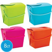 Bright Favor Boxes 8ct