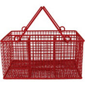Red Buffet Caddy 9in