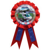 Lego City Award Ribbon 5 1/2in