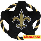 New Orleans Saints NFL Star Rope Disk