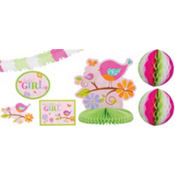 Tweet Baby Girl Room Decorating Kit 10pc
