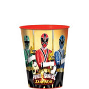 Power Rangers Favor Cup 16oz