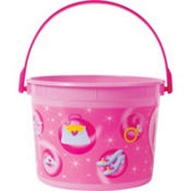Princess Favor Container 4in