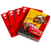 Cars 2 Playing Cards