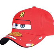 Child Cars Lightning McQueen Baseball Hat