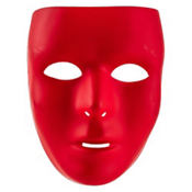 Basic Red Mask