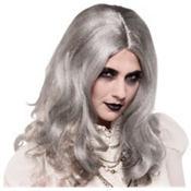 Wavy Gray Wig