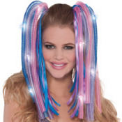 Colorful Noodle Light-up Headband