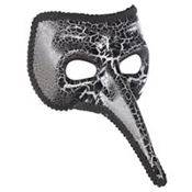 Venetian Long Nose Fiend Mask