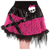 Girls Pink Monster High Tutu