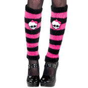 Child Monster High Leg Warmers
