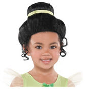 Child Princess Tiana Wig