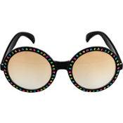 70s Rhinestone Glasses