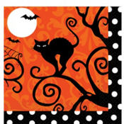 Frightfully Fancy Beverage Napkins 36ct