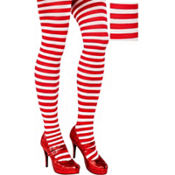 Candy Stripe Tights