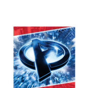 Blue Avengers Beverage Napkins