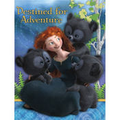 Brave Invitations 8ct