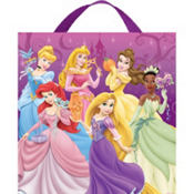Fabric Disney Princess Treat Bag 15in