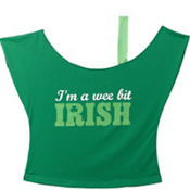 Adult Wee Bit Irish T-Shirt