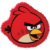 Red Bird Angry Birds Pinata 20in