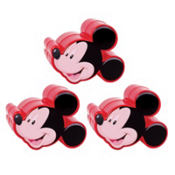 Mickey Mouse Easter Eggs 2 1/2in 3ct