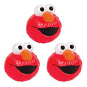Elmo Easter Eggs 2 1/2in 3ct
