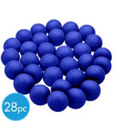 Royal Blue Gumballs 28pc