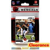 Bengals Team Cards