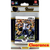 St. Louis Rams Team Cards