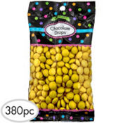 Yellow Chocolate Drops 380pc