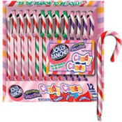 Jolly Rancher Candy Canes 12ct