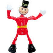 Trevor the Toy Soldier Windup Toy