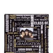 Graduation Scrapbook Photo Album