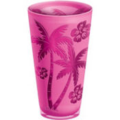 Molded Palm Tree Tumbler 20oz