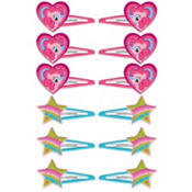 My Little Pony Hair Clips 12ct