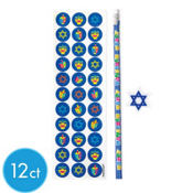 Hanukkah Fun Favor Set 12ct