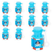 Pirates Mini Bubbles 48ct