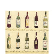 Vineyard Lunch Napkins 16ct