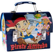 Mini Jake and the Never Land Pirates Tin Box